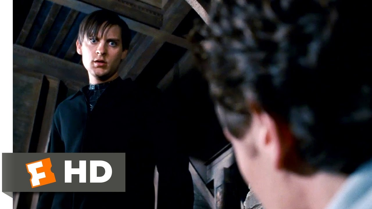 Spider Man 3 2007 Peter Fights Harry Scene 410 Movieclips
