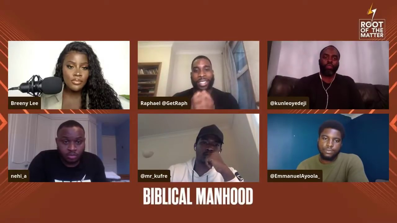 EPISODE 8: ARE CHRISTIAN MEN SCARED OF COMMITMENT?
