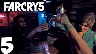 Far Cry 5. Прохождение. Часть 5 (Новые друзья. Взяли в плен)