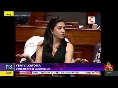 JENY VILCATOMA ARRASA A MARISA GLAVE
