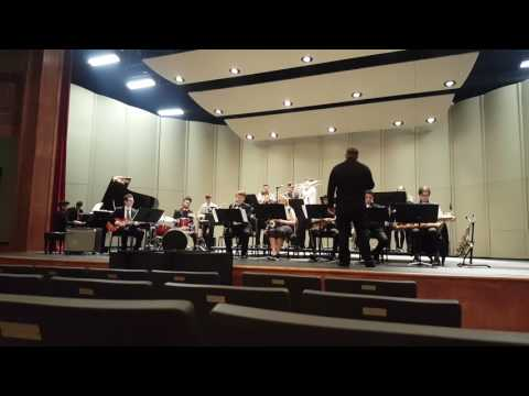Amherst County High School Jazz Ensemble - Two Seconds to Midnight
