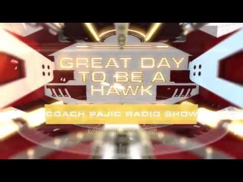 Quincy University Coach Pajic Radio Show Promo