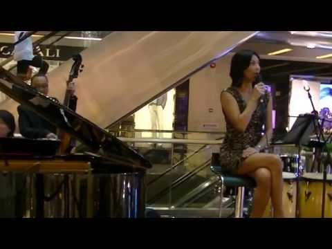 Cheek To Cheek (Ella Fitzgerald) by Karen Xavier @ Paragon Music En Vogue 21 May 15