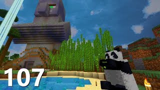 Wyprawa po PANDY! - SnapCraft III - [107] (Minecraft 1.14 Survival)