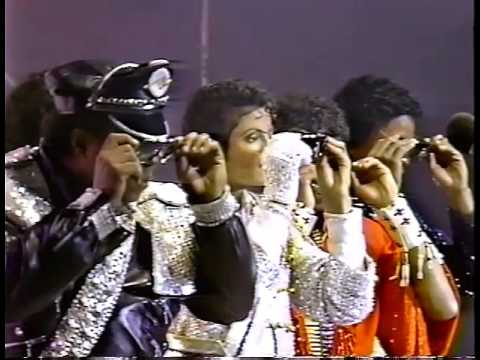 The Jacksons - Victory Tour Toronto 1984 FULL HQ [ORIGINAL 4:3 TRANSFER]