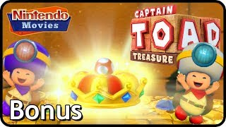 Captain Toad: Treasure Tracker - Episode Bonus (2 Players, All Gems, Bonus Objectives)