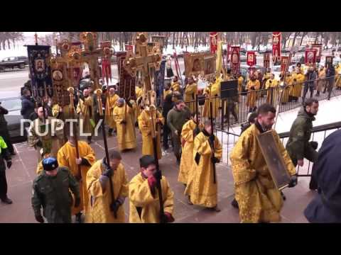 Russia: Saint Isaac's Cathedral handed over to Russian Orthodox Church