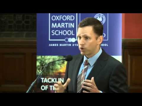 Innovation or stagnation - Oxford Union Debate