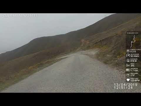 Descida entre Aveloso e Moimenta em Montemuro