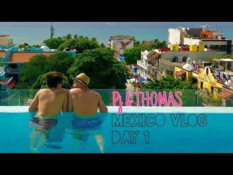 mexico-vlog-day-1 -pj-and-thomas