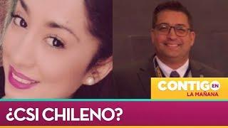 Asesor chileno FBI buscará resolver caso Fernanda Maciel - Contigo En La Mañana