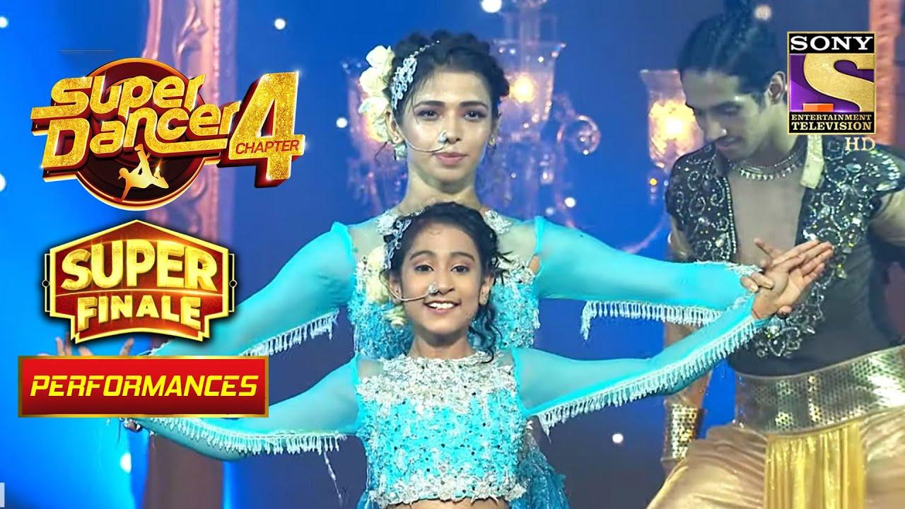 Download एक Graceful Performance | Super Dancer 4 | सुपर डांसर 4 | Super Finale