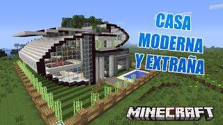 casas minecraft casa moderna construcciones creativo