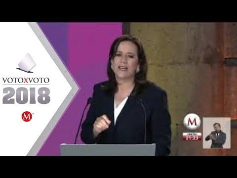 Margarita Zavala asegura que no será una reelección de Calderón
