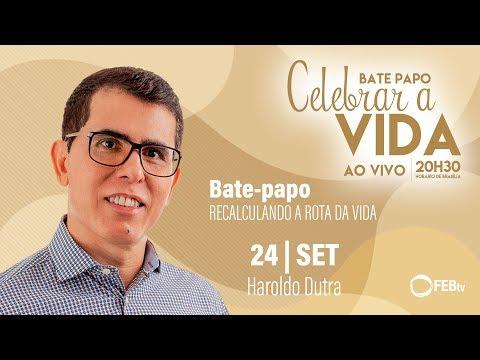 Recalculando a rota da vida - Haroldo Dutra Dias