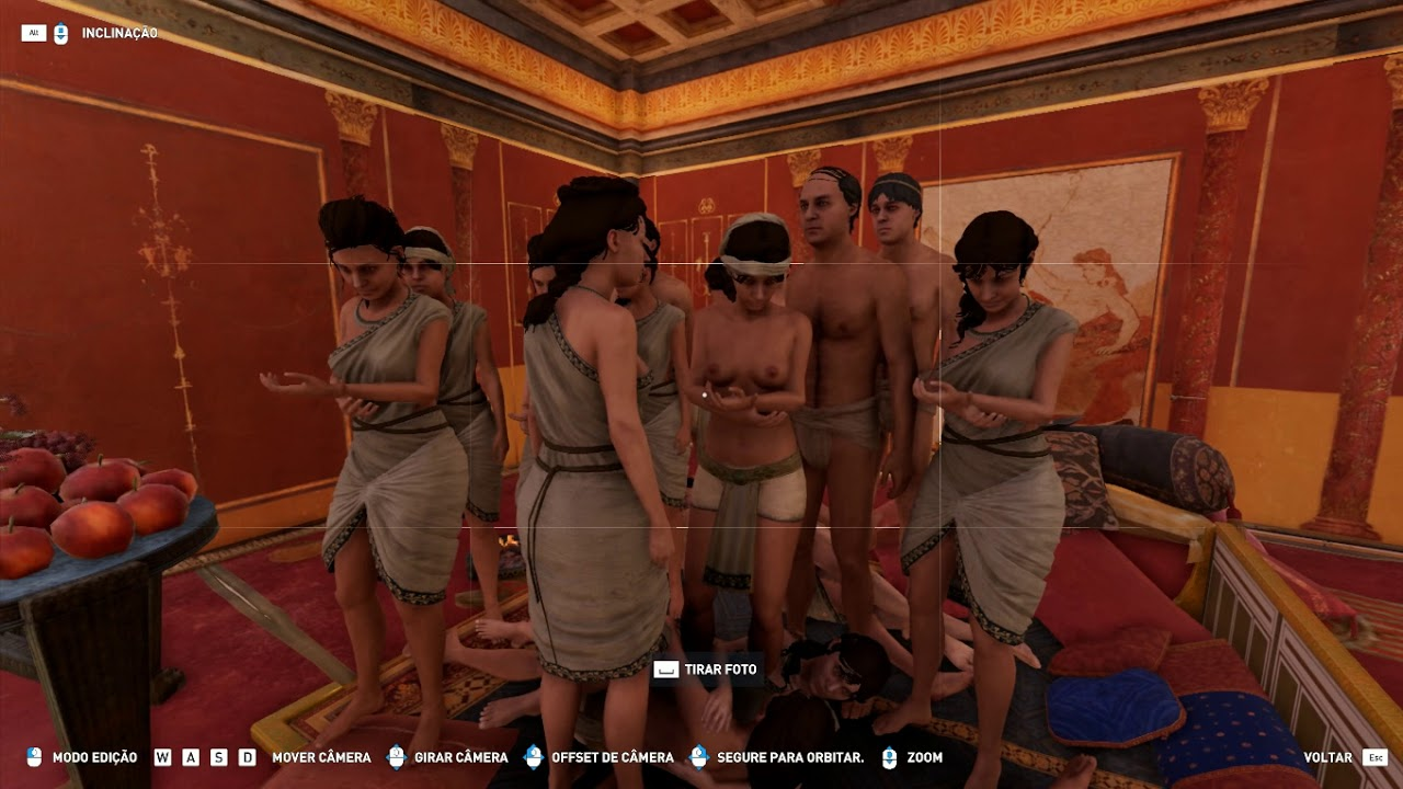 Assassins creed origins orgy