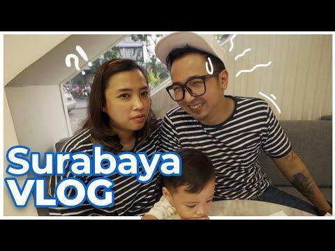 Jajan Keliling Cafe  Surabaya | Surabaya Vlog