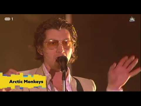 Arctic Monkeys - Live At NOS Alive 2018