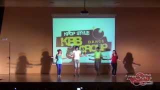 KOREAN WAVE DAY - KBB Group Dance (Lipstick - Orange Caramel - Oh! My God - Girl´s Day)