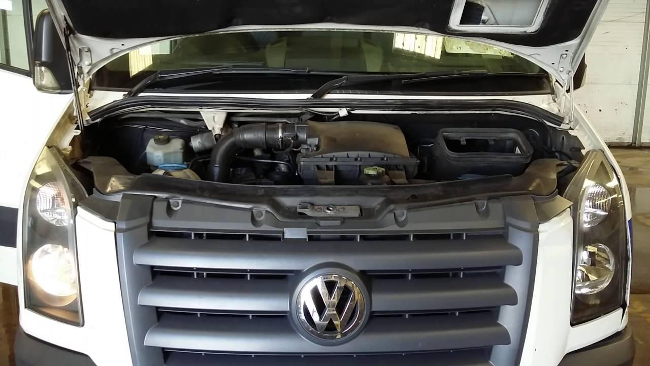 volkswagen crafter engine noise youtube. Black Bedroom Furniture Sets. Home Design Ideas