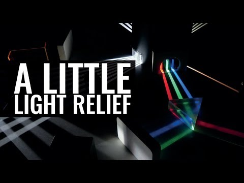 A Little Light Relief -Professor David Phillips CBE
