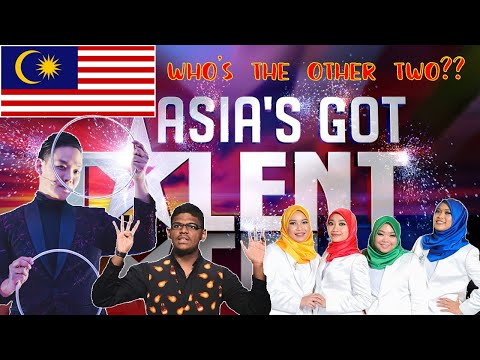 [MUST WATCH!!] TOP 5 Impressive MALAYSIAN Auditions in Asia's Got Talent AXN