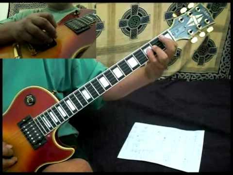 black hole sun soundgarden guitar cover youtube. Black Bedroom Furniture Sets. Home Design Ideas