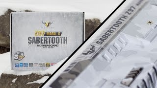 Video Asus TUF Z97 Sabertooth Mark S Unboxing and First Impressions download MP3, 3GP, MP4, WEBM, AVI, FLV Juli 2018
