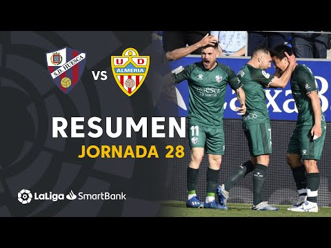 Huesca Almeria Goals And Highlights