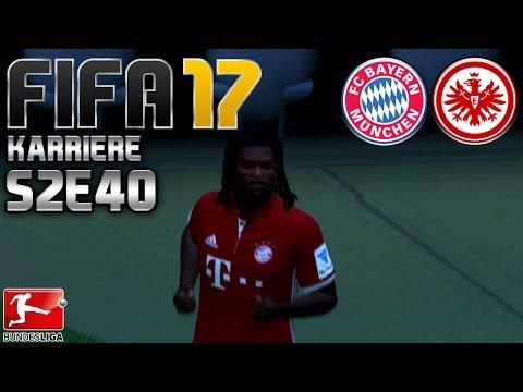 FIFA 17 KARRIERE ⚽️ S02E40 • 25. SPIELTAG: FC Bayern vs. E. Frankfurt