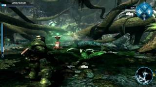 James Cameron's Avatar: The Game PC DirectX 10 Gameplay 2 HD