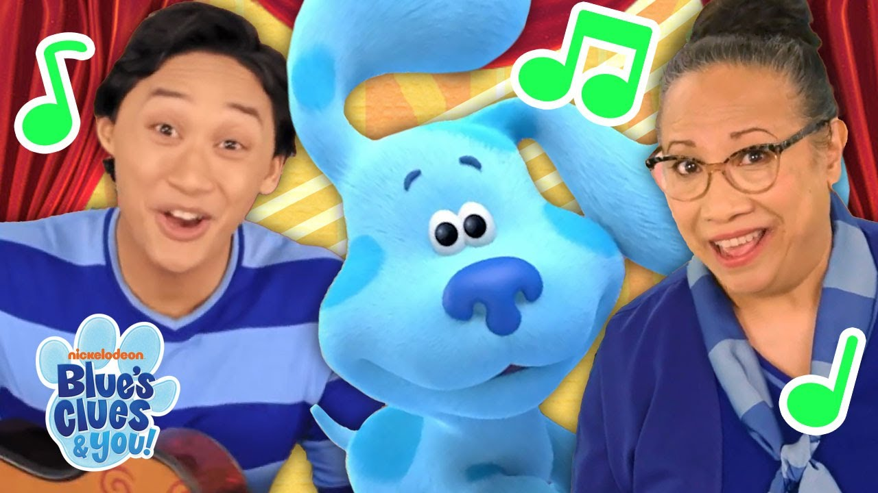 Big Music Concert Story Time With Grandma Lola! #2 | Blue's Clues & You