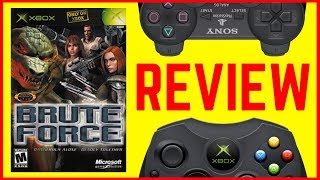 REVIEW: Brute Force (XBOX)