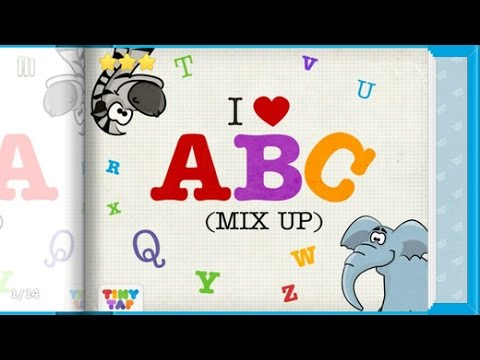 Kids Educational Games: ABC Mix Up:  App for Kids
