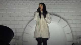 2009/02/11 札幌雪まつり PM19:00~ 稼木美優 http://www.vap.co.jp/miyu/