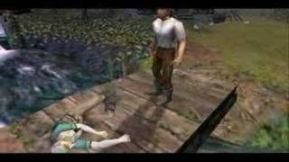 Dungeon Siege (PC) Single Player - New Game Intro & Gameplay