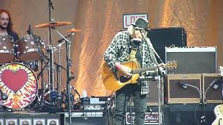 NEIL YOUNG - heart of gold - LIVE @ WALDBÜHNE BERLIN 03.07.2019