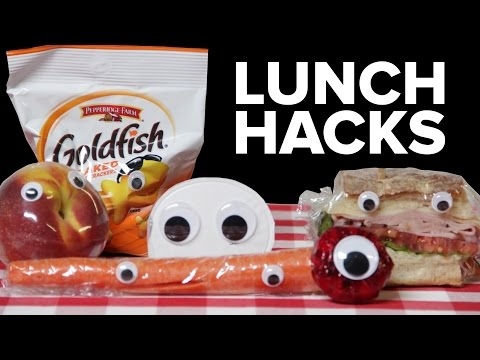 6 Ways To Pack A Better Lunch