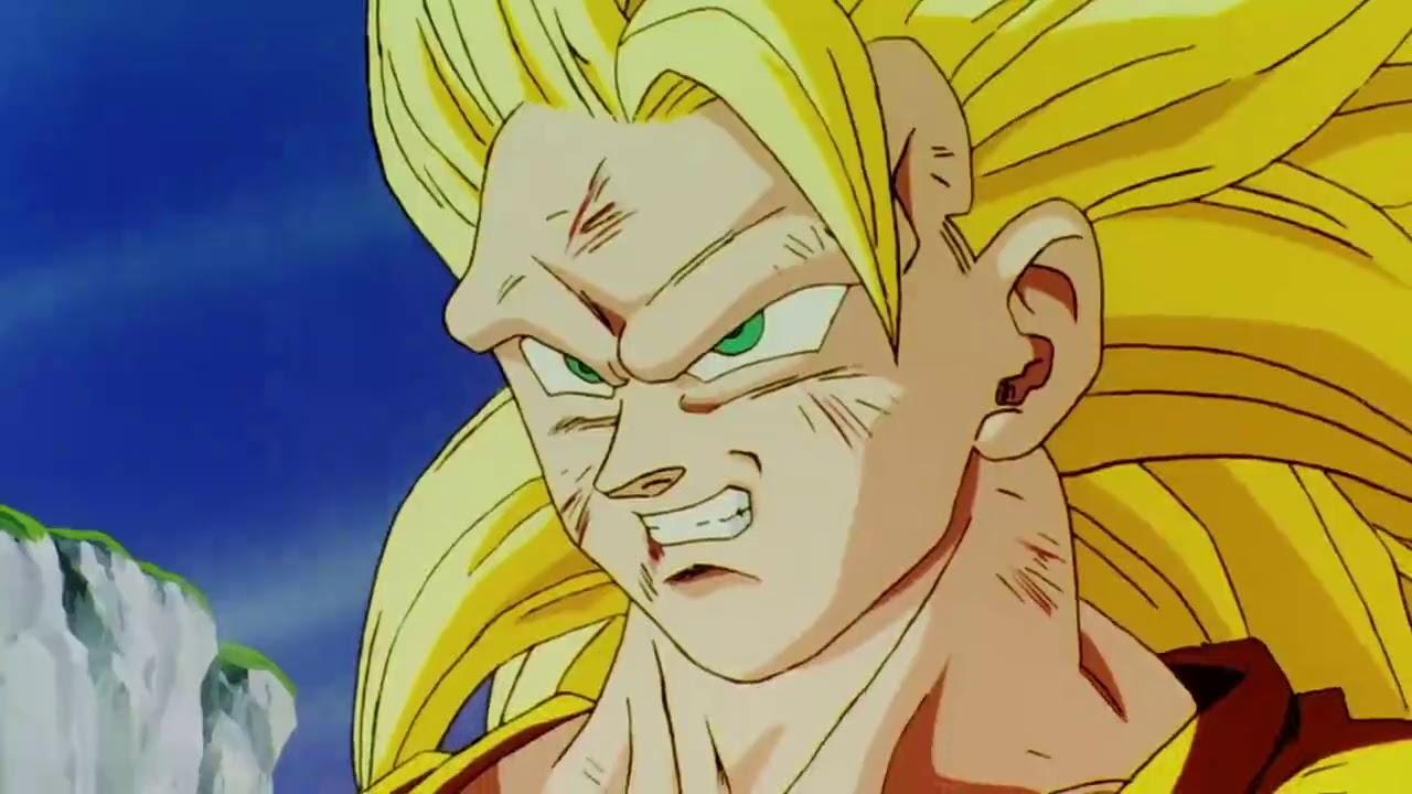Dragon ball Z Kai Goku SSJ3 kamehameha - YouTube