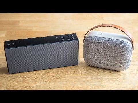 Sony SRS-X77 vs Vifa Helsinki - soundcheck