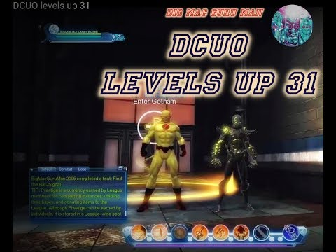 DCUO levels up 31