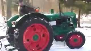 Famulus power rs14/36 holz fahren