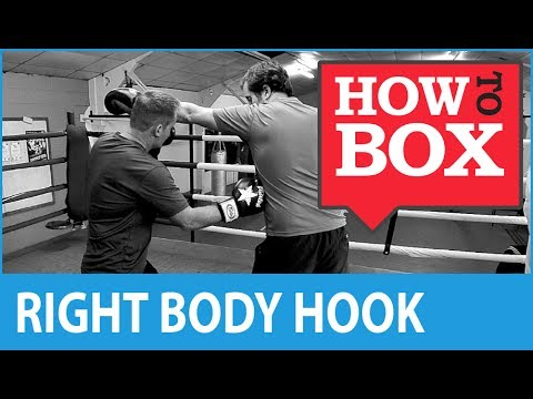Right Hook to the Body - How to Box (Quick Video)