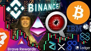 Ethereum Hard Fork: Critical Vulnerability!!! Binance Crypto/FIAT Gateway! Get PAID with Brave