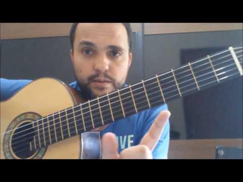 Romaria - Renato Teixeira - Vídeo Aula