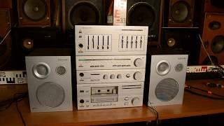 RFT 3000 HiFi set RFT B3010 Lautsprecherboxen