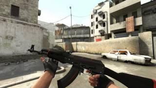 AK-47 | Redline - Skin Showcase