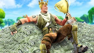 I won another Fortnite tournament ($38,000)
