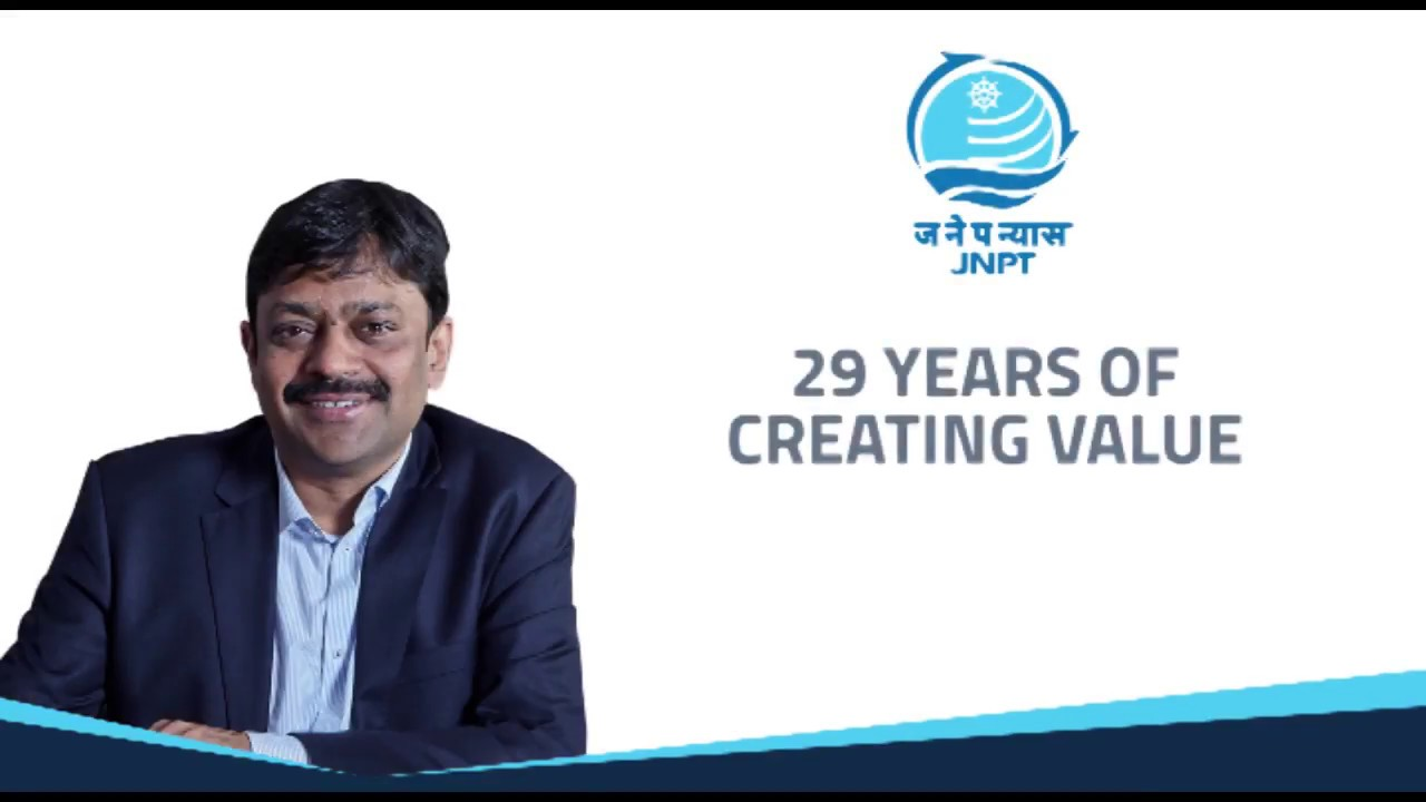 JNPT's 29 years of creating value