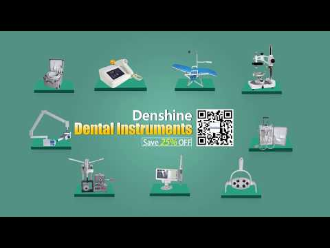 Dental Instruments & Equipment Names And Pictures (Denshine)